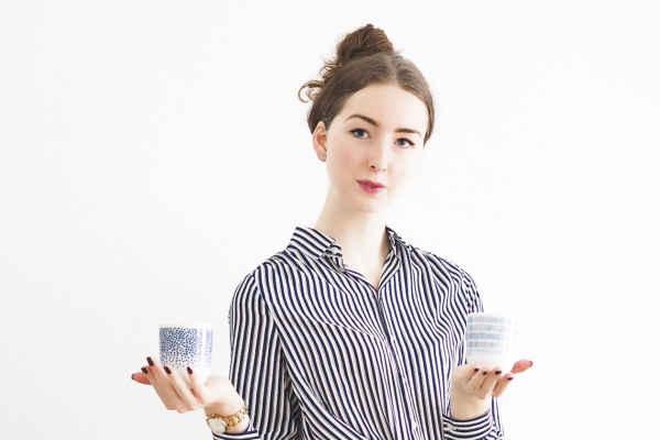 Chemise pour femme à rayure