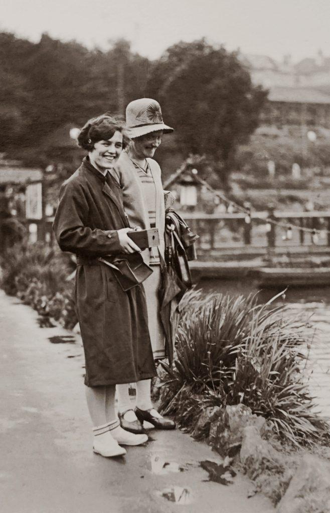 Mode des années 30